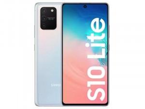 Samsung Galaxy S10 Lite 128GB 8GB LTE DualSim Fehér Okostelefon