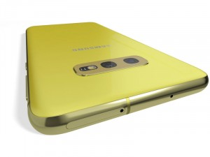 Samsung Galaxy S10e G970 128GB 6GB DualSim Sárga Okostelefon
