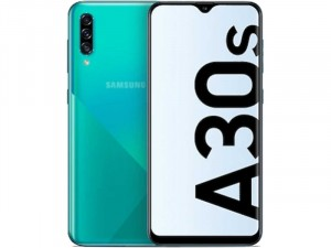 Samsung Galaxy A30s 64GB 4GB LTE DualSim Zöld Okostelefon