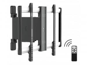 SBOX PLB-M4464 Forgatható, motorizált fali konzol 32-60 inch