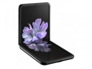 Samsung Galaxy Z Flip F700 256GB 8GB DualSim Fekete okostelefon