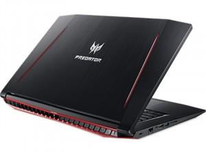 Acer Predator Helios 300 PH317-54-79DB - 17,3 FHD IPS 144Hz, Intel® Core™ i7 Processzor-10750H, 16GB DDR4, 512GB SSD, Nvidia Geforce RTX 2060 6GB, DOS, Fekete laptop