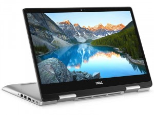 Dell Inspiron 5491 5491FI7WB2 - 14,0 FHD IPS, Intel® Core™ i7 Processzor-10510U, 8GB DDR4, 512GB SSD, NVIDIA GeForce MX230, Windows 10 Home, Ezüst, Laptop