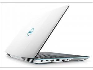 DELL G3 15 3590G3-28 - 15.6 Matt IPS FHD, Intel® Core™ i7 Processzor-9750H, 8GB, 128GB SSD + 1TB HDD, Nvidia Geforce GTX 1660Ti 6GB, Linux, Fehér Laptop
