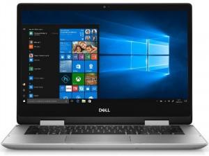 Dell Inspiron 5491 INSP5491-9 - 14.0 FHS IPS, Intel® Core™ i7 Processzor-10510U, 16GB DDR4, 512GB SSD, Intel® UHD Graphics 620, Windows 10 Pro, Ezüst, Laptop
