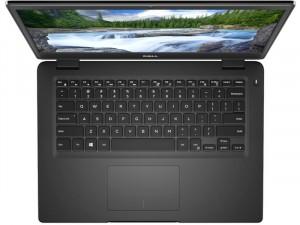 Dell Latitude 3400 N004L340014EMEA 14.0 HD, Intel® Core™ i3 Processzor-8145U, 4GB, 128GB SSD, Intel® UHD Graphics 620, Win10Pro, fekete notebook