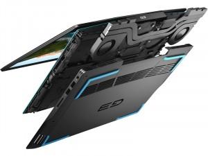 DELL G3 15 3590G3-25 15.6 Matt IPS FHD, Intel® Core™ i7 Processzor-9750H, 8GB, 256GB SSD+1TB HDD, Nvidia Geforce GTX 1660TI 6GB, Linux, Fekete Laptop