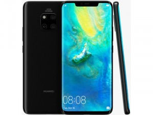 Huawei Mate 20 Pro 128GB 6GB LTE Fekete Okostelefon