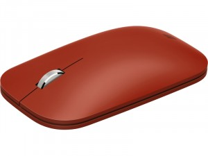 Microsoft Surface Mobile Mouse BT Poppy Red - Piros Bluetooth vezeték nélküli egér