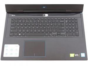 Dell G7 7790 7790G7-5 - 17 FHD IPS 300 / i5-9300H / 8GB / 512GB SSD / GTX 1660Ti 6GB Linux Fekete Laptop
