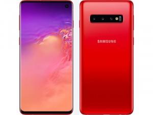 Samsung Galaxy S10 128GB 8GB LTE DualSim Piros Okostelefon