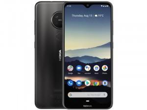 Nokia 7.2 64GB 4GB LTE DualSim Fekete Okostelefon