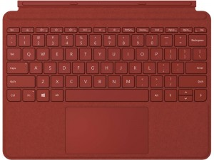Microsoft Surface GO Type Cover Poppy Red