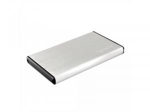 Sbox HDC-2562W USB 3.0 HDD ház 2,5 SATA, fehér