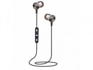 SBOX EP-BT218 Bluetooth mikrofonos fülhallgató,fekete