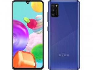 Samsung Galaxy A41 64GB 4GB LTE DualSim Kék Okostelefon