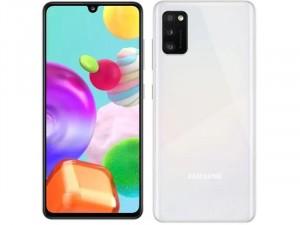 Samsung Galaxy A41 64GB 4GB LTE DualSim Fehér Okostelefon