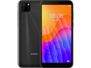 Huawei Y5p 32GB 2GB LTE DualSim Fekete Okostelefon