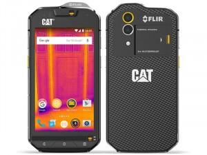 Caterpillar CAT S60 32GB 3GB LTE DualSim Fekete Okostelefon