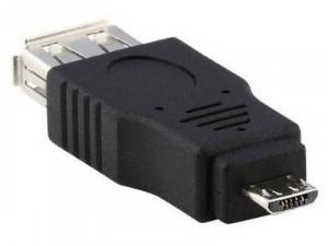 SBOX SX-530785 USB A/F - micro USB M adapter