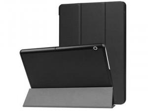 Smart Book Huawei MediaPad M5 Lite 10.0 készülékhez fekete tok