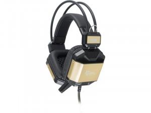 White Shark GH-1646B/G JAGUAR Black/Gold Fejhallgató EOL