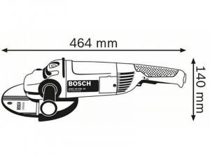 Bosch GWS 26-230 JH sarokcsiszoló