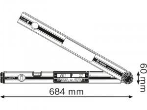 Bosch GAM 270 MFL Szögmérő