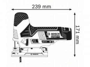 Bosch GST 12V-70 Akkus szúrófűrész