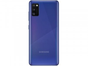 Samsung Galaxy A41 A415 64GB 4GB Dual-SIM Kék Okostelefon