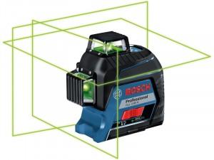Bosch GLL 3-80 G Vonallézer