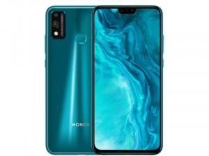 Honor 9X Lite 128GB 4GB LTE DualSim Smaragdzöld Okostelefon