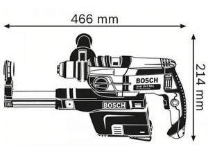 Bosch GSB 19-2 REA Ütvefúrógép
