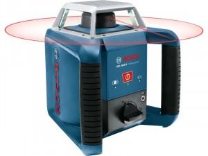 Bosch GRL 400 H Forgólézer + BT 152 Professional állvány