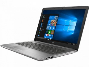 HP 250 G7 6EC29EA 15.6 matt FHD, Intel® Core™ i7 Processzor-8565U, 8GB, 512GB SSD, UHD Graphics 620, Win10Home, Ezüst notebook