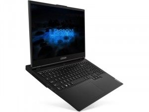 Lenovo Legion 5 82AU005FHV -15,6 FHD, Intel® Core™ i7 Processzor-10750H, 8GB DDR4, 256GB SSD, NVIDIA GeForce GTX 1650, FreeDOS, Fekete, Laptop