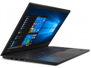 Lenovo Thinkpad E15 20RD0016HV - 15.6 FHD Matt IPS, Intel® Core™ i7 Processzor-10510U, 16GB DDR4, 512GB SSD, Intel® UHD Graphics, W10Pro, Fekete, Laptop