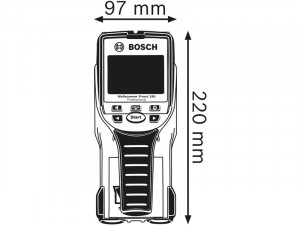 Bosch D-tect 150 Falszkenner Keresőműszer