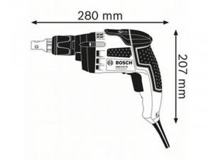 Bosch GSR 6-25 TE Szárazépítő csavarbehajtó
