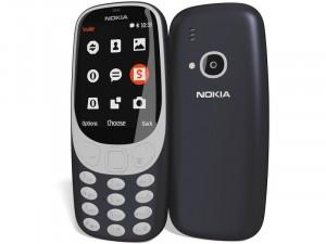 Nokia 3310 (2017) DualSim Sötétkék Mobiltelefon
