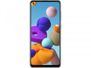 Samsung Galaxy A21S A217 32GB 3GB Dual-SIM Fekete Okostelefon