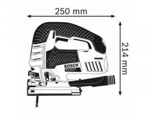Bosch GST 150 BCE szúrófűrész L-BOXX tárolóban