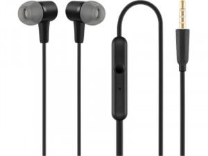 Acme HE20 Mikrofonos fülhallgató - fekete