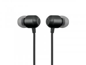 ACME HE21 Mikrofonos fülhallgató, fekete