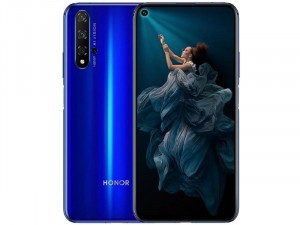 Huawei Honor 20 128GB 4GB LTE DualSim Kék Okostelefon
