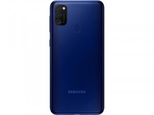 Samsung Galaxy M21 M215 64GB Dual-SIM Kék Okostelefon
