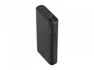 Acme PB101 10000 mAh 2 USB power bank, fekete