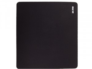 ACME szövet egérpad, fekete 25x22 cm