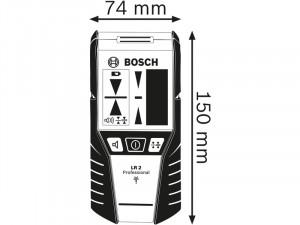Bosch LR 2 Lézervevő