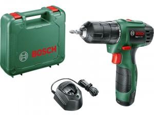 Bosch EasyDrill 1200 Akkus fúrócsavarozó - akku nélkül